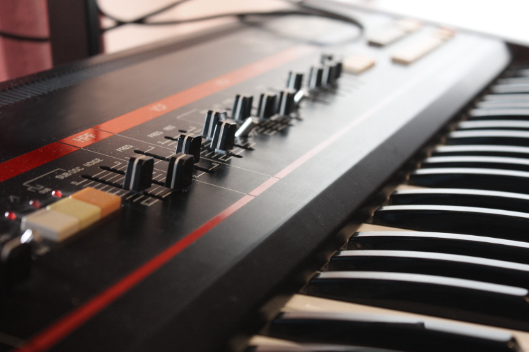 Roland Juno 60 Polyphonic Synthesiser (1982)