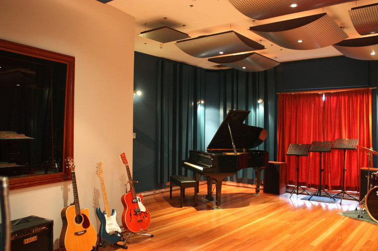 Main Performance Room